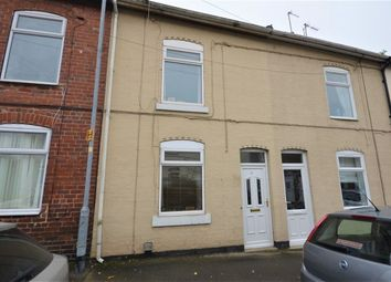 Thumbnail 2 bed terraced house to rent in Carlton Street, Featherstone, Pontefract
