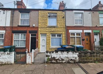 Thumbnail 2 bed terraced house for sale in Collingwood Road, Earlsdon, Coventry