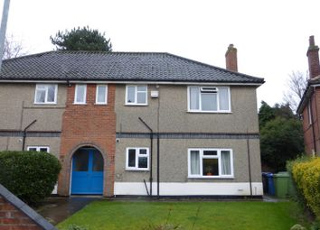 Thumbnail 1 bed flat for sale in Christopher Close, Norwich, Norfolk