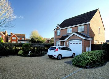 Thumbnail 4 bed detached house for sale in Caroline Close, Chipping Sodbury, South Gloucestershire