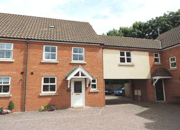 Thumbnail 3 bed terraced house to rent in Eagle Way, Harrold, Bedford