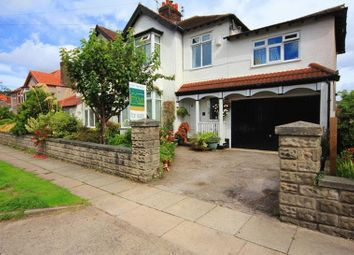 Thumbnail 4 bedroom semi-detached house for sale in Glenmore Avenue, Mossley Hill, Liverpool