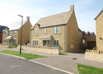 Thumbnail 5 bed detached house for sale in Mitchell Way, Upper Rissington, Cheltenham