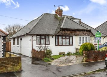 Thumbnail 2 bed bungalow for sale in Wellington Grove, Portchester, Fareham