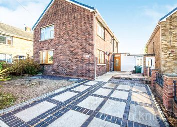 Thumbnail 2 bed flat for sale in Scott Crescent, Edenthorpe, Doncaster