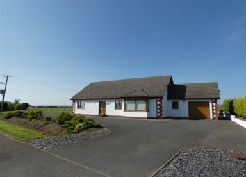 Thumbnail 3 bed detached bungalow for sale in Eaglesfield, Lockerbie