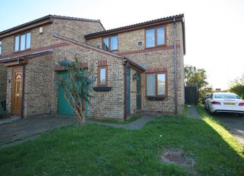 Thumbnail 3 bed end terrace house to rent in Gibson Road, Dagenham