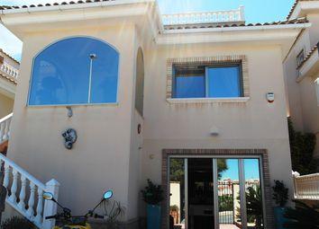 Thumbnail 3 bed villa for sale in El Galan, Orihuela Costa, Alicante, Valencia, Spain