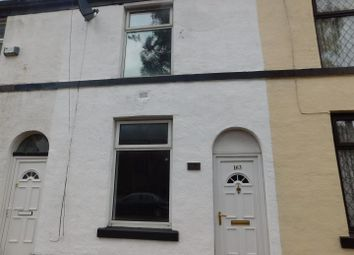 2 bed terraced house to rent in Spring Street, Bury BL9