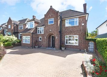 Thumbnail 6 bed detached house to rent in Orchard Rise, Coombe, Kingston Upon Thames