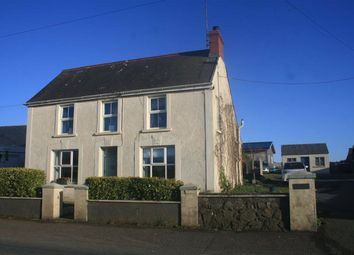 Thumbnail 4 bed detached house for sale in Mesur Y Dorth, Croesgoch, Haverfordwest
