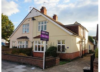 Thumbnail 4 bed semi-detached house for sale in Walkden Road, Chislehurst