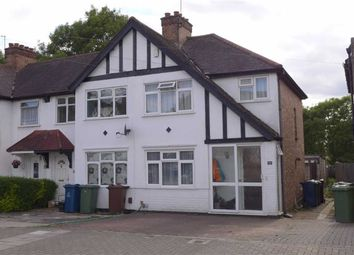 Thumbnail 3 bed end terrace house for sale in Belsize Road, Harrow, Middlesex