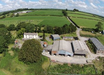 Thumbnail Farm for sale in Cwmbach, Whitland