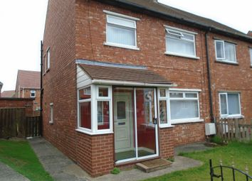 Thumbnail 3 bed semi-detached house to rent in Waverley Avenue, Bedlington