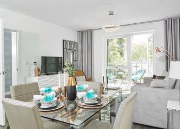 Thumbnail 2 bedroom flat for sale in St Clements Avenue, Harold Wood, Romford