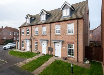 3 bed end terrace house for sale in Delacorte Green, Spalding PE11