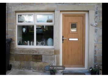 Thumbnail 2 bedroom terraced house to rent in Wooldale Road, Holmfirth