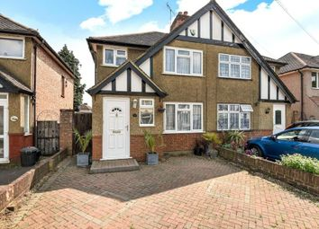 Thumbnail 3 bedroom semi-detached house to rent in Glisson Road, Uxbridge