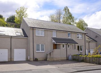 Thumbnail 4 bedroom semi-detached house for sale in Park View, Selkirk