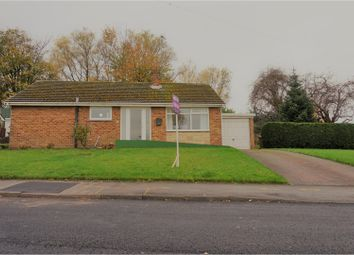 Thumbnail 3 bed detached bungalow for sale in Cherry Tree Crescent, Walton