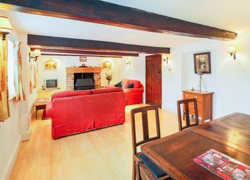Thumbnail 4 bedroom semi-detached house for sale in Dereham Road, Whinburgh, Dereham