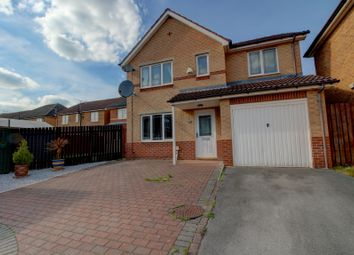 Thumbnail 4 bed detached house for sale in Noseley Way, Kingswood, Hull