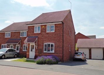 3 bed detached house for sale in Keel Close, Wigston, Leicestershire LE18