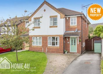 Thumbnail 3 bedroom semi-detached house for sale in Cwrt Brenig, Buckley