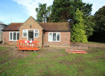 Thumbnail 1 bed bungalow to rent in Rossway, Berkhamsted