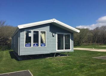 Thumbnail 2 bed mobile/park home for sale in Trevelgue, Newquay, Cornwall