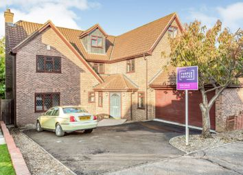 Thumbnail 5 bed detached house for sale in Paget Drive, Billericay