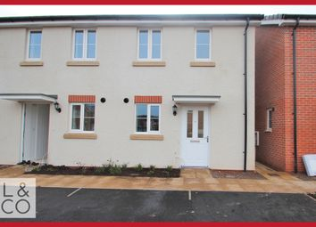 Thumbnail 2 bed semi-detached house to rent in Dehavilland Road, Rogerstone