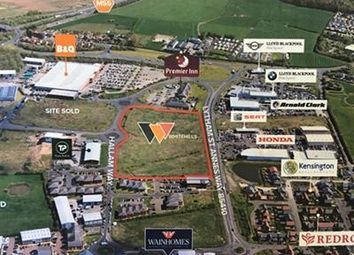 Thumbnail Land to let in Design & Build Opportunities, Whitehills Court, Whitehills Business Park, Blackpool