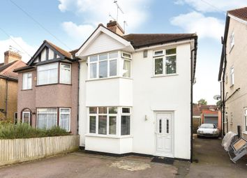 Thumbnail 3 bed semi-detached house for sale in Edgware, Middlesex