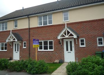 Thumbnail 3 bed terraced house to rent in Deer Way, Horsham