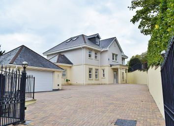 Thumbnail 5 bedroom detached house for sale in Clos Aaron, Swansea