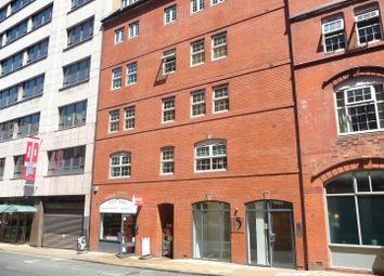 Thumbnail 2 bed flat for sale in New Market Street, Birmingham