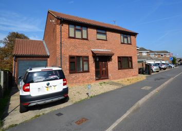 Thumbnail 4 bed detached house for sale in Cromwell Road, Saffron Walden