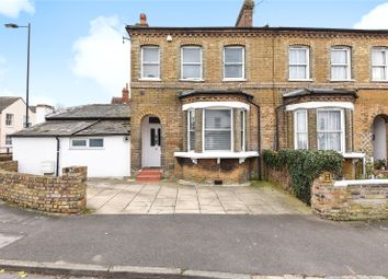 Thumbnail 4 bed semi-detached house for sale in Albany Road, Old Windsor, Windsor, Berkshire