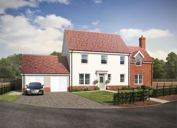 Thumbnail 4 bedroom detached house for sale in Bucklesham Road, Foxhall, Ipswich, Suffolk