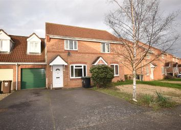 Thumbnail 3 bed terraced house for sale in Winchester Way, Sleaford