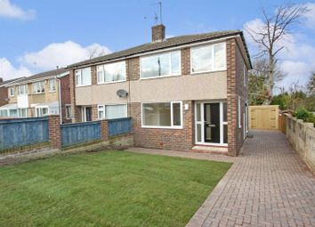 Thumbnail 3 bed semi-detached house for sale in St. Andrews Drive, Ferrybridge, Knottingley