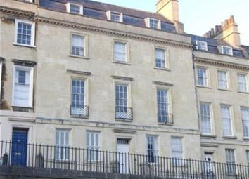 Thumbnail 2 bedroom flat for sale in Walcot Parade, Bath