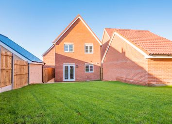Thumbnail 3 bed detached house for sale in Long Melford, Sudbury, Suffolk.