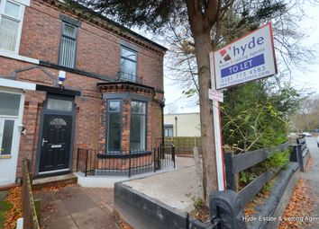 Thumbnail 2 bed flat to rent in Bury Old Road, Prestwich, Manchester