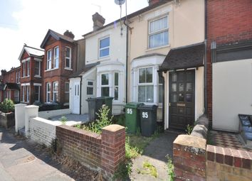 Thumbnail 3 bed terraced house to rent in Tonbridge Road, Maidstone