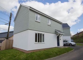 Thumbnail 3 bedroom detached house to rent in Bridge Meadow Close, Lapford, Crediton
