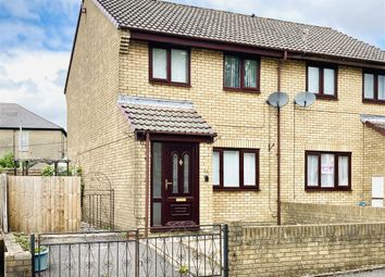 Thumbnail 3 bed semi-detached house to rent in Price Street, Rhymney, Tredegar