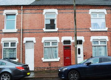 Thumbnail 3 bed terraced house to rent in Ripon Street, Leicester